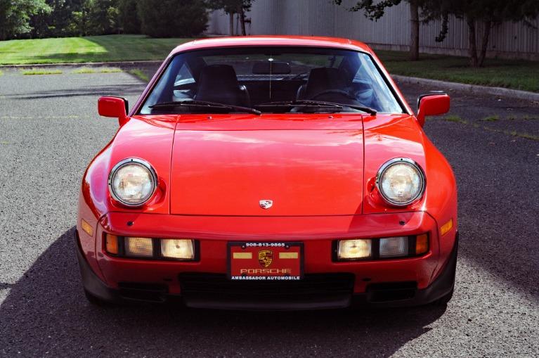Used 1986 Porsche 928 S