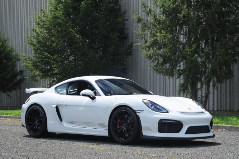 Used 2016 Porsche Cayman GT4