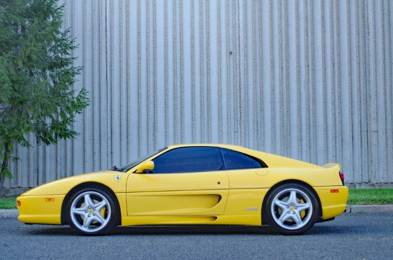 Used 1999 Ferrari 355 Berlinetta Manual