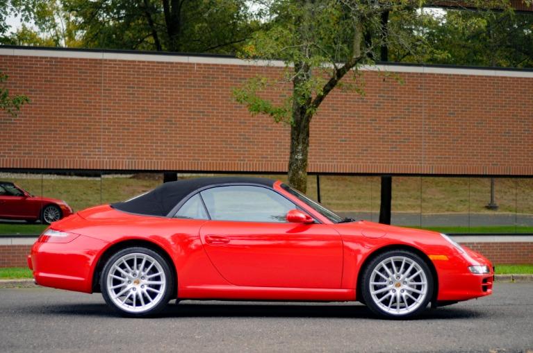 Used 2007 Porsche 911 Carrera Cabriolet Carrera Cabriolet