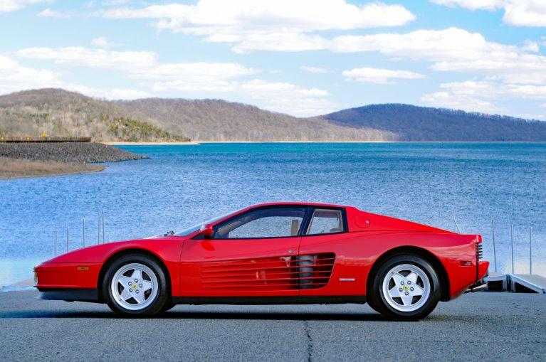 Used 1989 Ferrari Testarossa