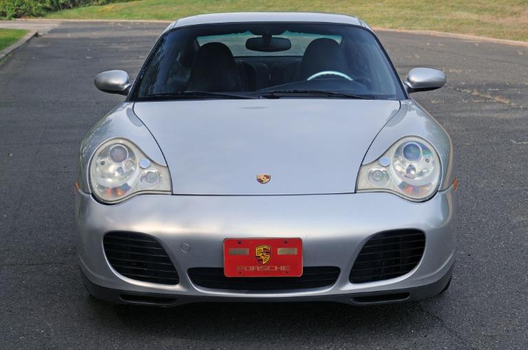 Used 2003 Porsche 911 Carrera 4S Coupe Carrera 4S