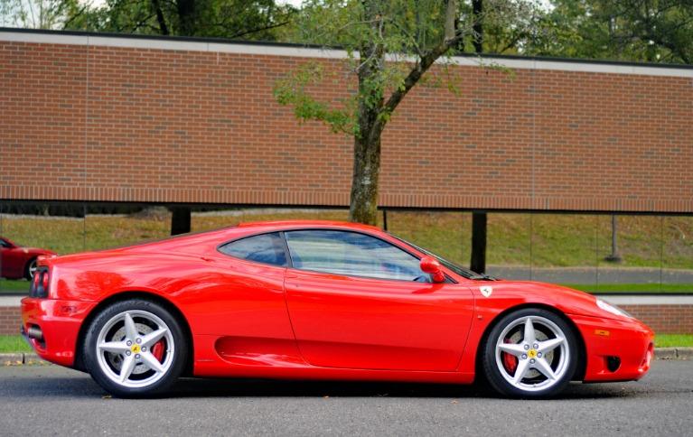 Used 2004 Ferrari 360 Modena 6 Speed