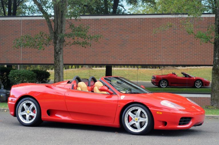 Used 2003 Ferrari 360 Spider