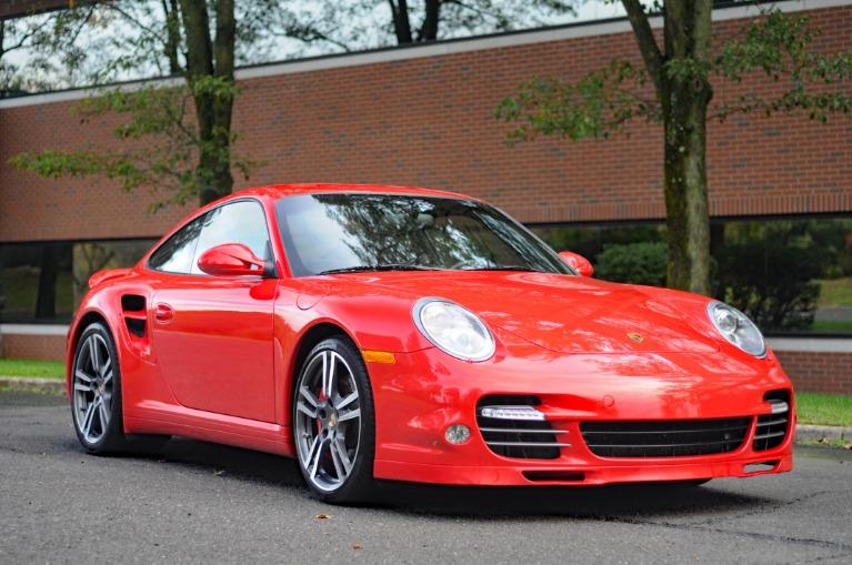 Used 2012 Porsche 911 Turbo 6 Speed Turbo