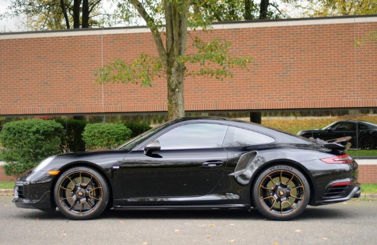 Used 2018 Porsche 911 Turbo S Exclusive Series