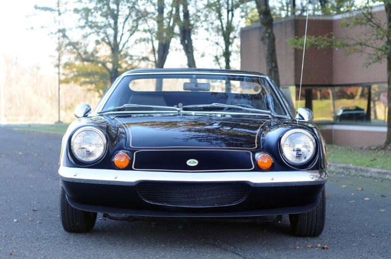 Used 1973 Lotus Europa JPS Edition