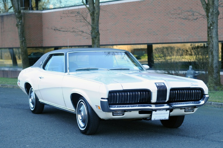 Used 1970 Mercury Cougar XR 7